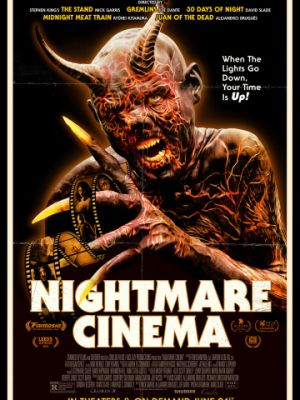 Кинотеатр кошмаров / Nightmare Cinema (2018)