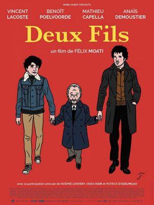 Cмотреть Два сына / Deux fils (2018) онлайн в Хдрезка качестве 720p