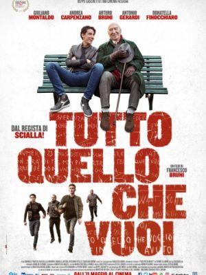 Cмотреть Случайные друзья / Tutto quello che vuoi (2017) онлайн в Хдрезка качестве 720p