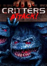 Cмотреть Зубастики атакуют! / Critters Attack! (2019) онлайн в Хдрезка качестве 720p