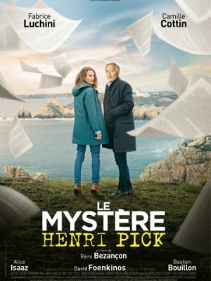 Тайна Анри Пика / Le myst?re Henri Pick (2019)