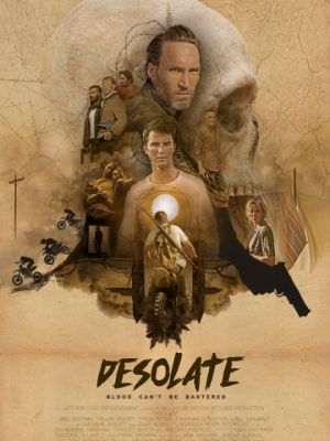 Cмотреть Пустошь / Desolate (2018) онлайн в Хдрезка качестве 720p