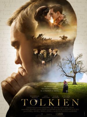 Толкин / Tolkien (2019)