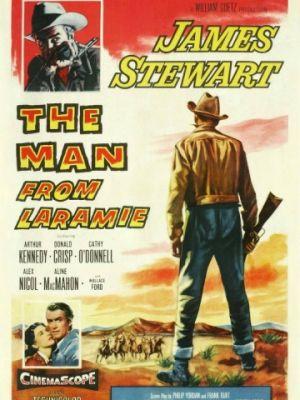 Cмотреть Человек из Ларами / The Man from Laramie (1955) онлайн на Хдрезка качестве 720p