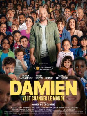 Дамьен хочет изменить мир / Damien veut changer le monde (2019)