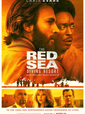 Cмотреть Курорт для ныряльщиков на Красном море / The Red Sea Diving Resort (2019) онлайн в Хдрезка качестве 720p