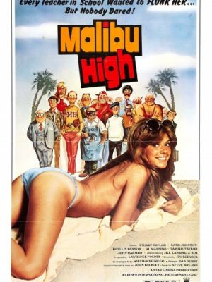 Cмотреть Школа Малибу / Malibu High (1979) онлайн в Хдрезка качестве 720p