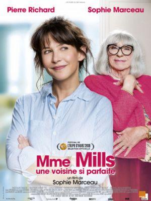 Миссис Миллс / Madame Mills, une voisine si parfaite (2018)