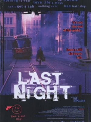Последняя ночь / Last Night (1998)