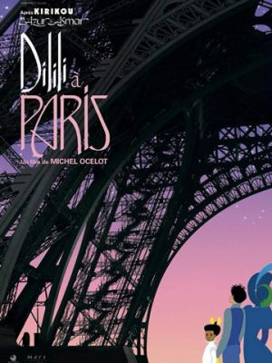 Дилили в Париже / Dilili ? Paris (2018)