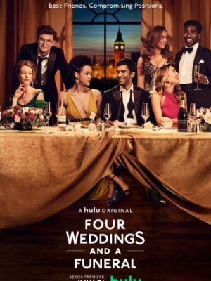 Четыре свадьбы и одни похороны 1 сезон 10 серия