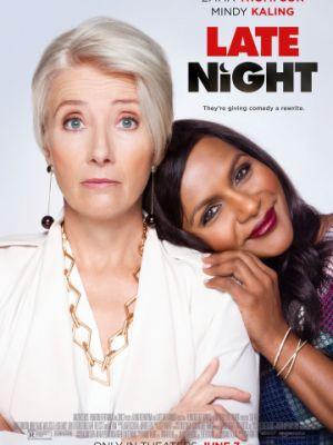 Cмотреть В прямом эфире / Late Night (2019) онлайн на Хдрезка качестве 720p
