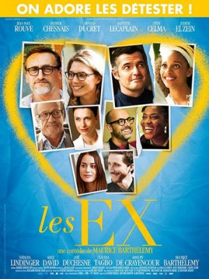 Бывшие / Les ex (2017)