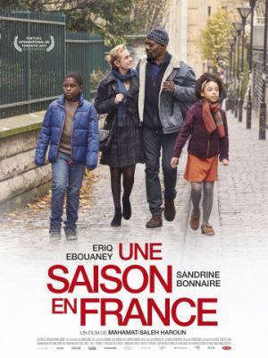 Сезон во Франции / Une saison en France (2017)