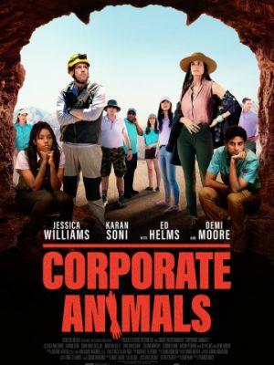 Cмотреть Корпоративные животные / Corporate Animals (2019) онлайн на Хдрезка качестве 720p