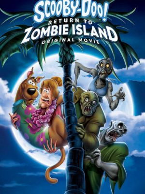 Скуби-Ду: Возвращение на остров зомби / Scooby-Doo: Return to Zombie Island (2019)