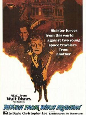 Возвращение с Ведьминой горы / Return from Witch Mountain (1978)