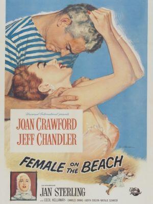 Женщина на пляже / Female on the Beach (1955)