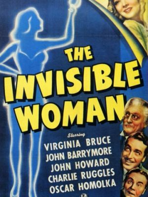 Cмотреть Женщина-невидимка / The Invisible Woman (1940) онлайн на Хдрезка качестве 720p