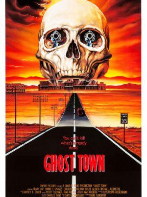 Cмотреть Город-призрак / Ghost Town (1988) онлайн на Хдрезка качестве 720p