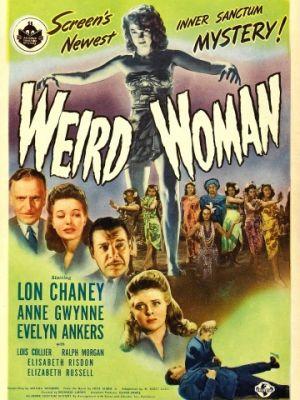 Странная женщина / Weird Woman (1944)