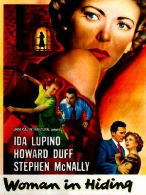 Женщина в бегах / Woman in Hiding (1950)