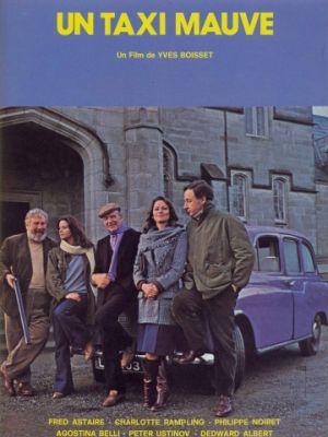 Сиреневое такси / Un taxi mauve (1977)