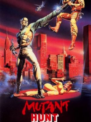 Охота на мутантов / Mutant Hunt (1987)