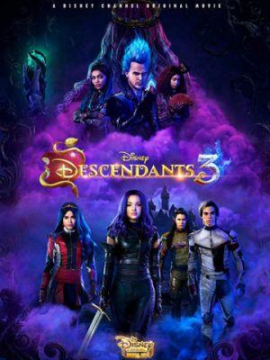 Cмотреть Наследники 3 / Descendants 3 (2019) онлайн на Хдрезка качестве 720p
