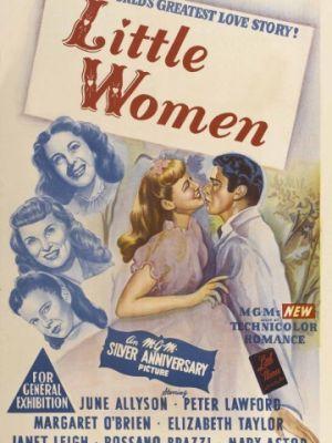 Cмотреть Маленькие женщины / Little Women (1949) онлайн на Хдрезка качестве 720p