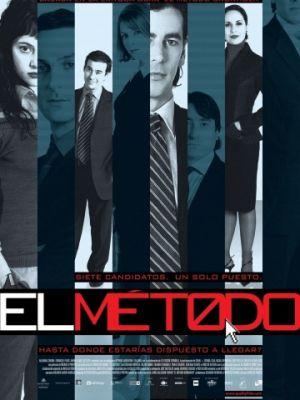 Cмотреть Метод / El m?todo (2005) онлайн на Хдрезка качестве 720p