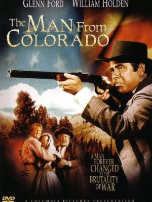 Cмотреть Человек из Колорадо / The Man from Colorado (1948) онлайн на Хдрезка качестве 720p