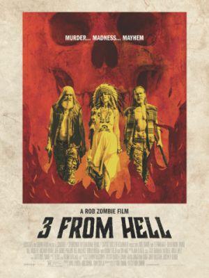 Трое из ада / Three from Hell (2019)
