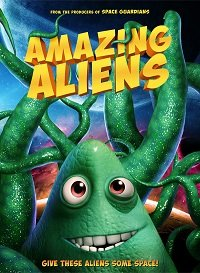Храбрые инопланетяне / Amazing Aliens (2019)