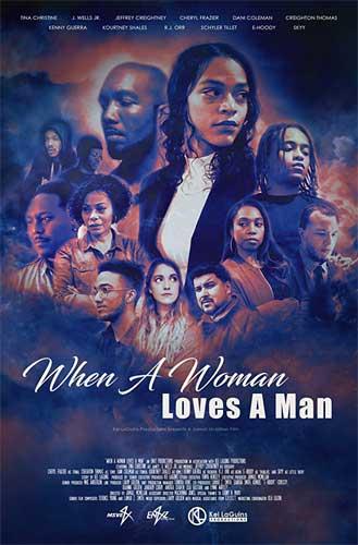 Когда женщина любит мужчину