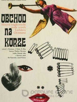 Магазин на площади / Obchod na korze (1965)