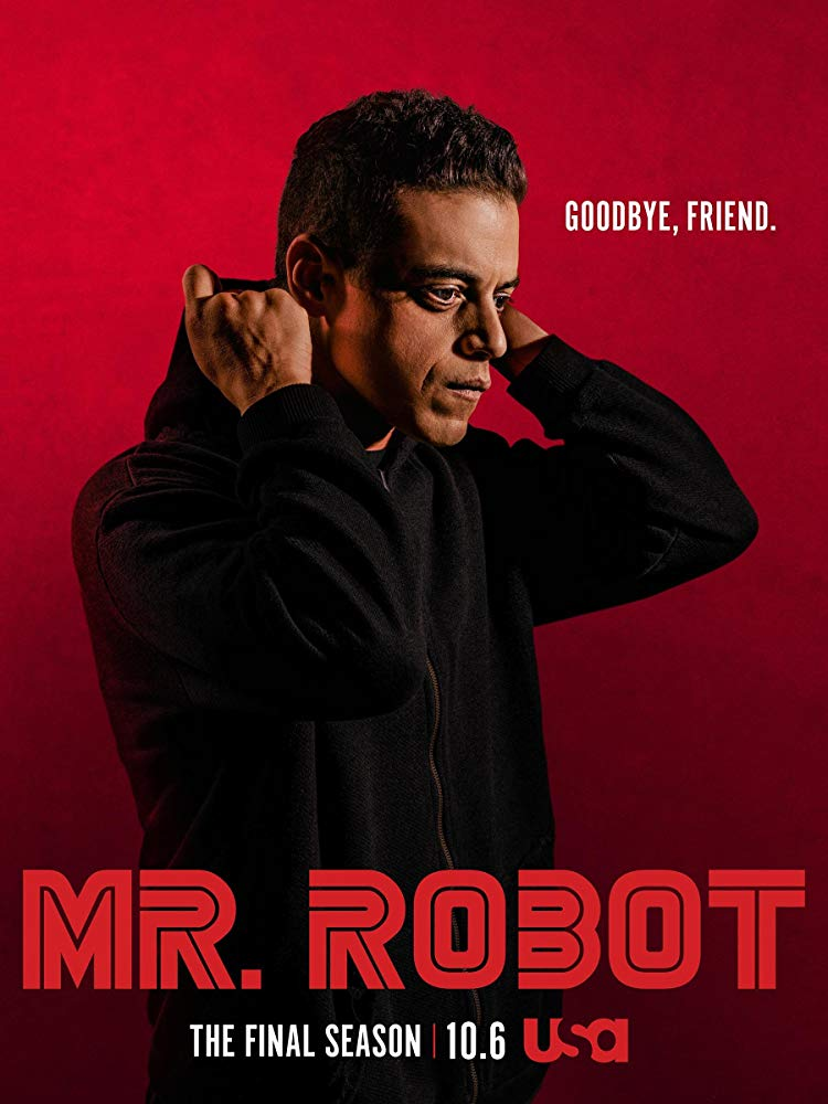 Стройные Ножки Стефани Корнелиуссен – Мистер Робот (2020)