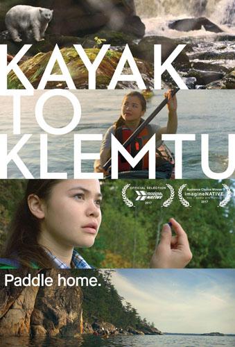 Каяк до Клемту / Kayak to Klemtu (2017)