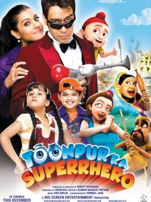 Супергерой Тунпура / Toonpur Ka Superrhero (2010)