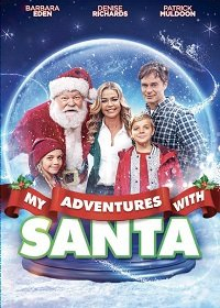 Моё приключение с Сантой / My Adventures with Santa (2019)