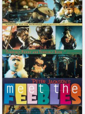 Познакомьтесь с Фиблами / Meet the Feebles (1989)