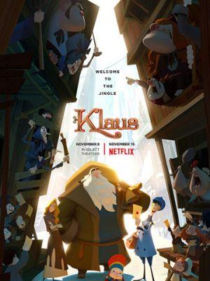 Клаус / Klaus (2019)