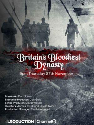 Cмотреть Плантагенеты – самая кровавая династия Британии онлайн на Хдрезка качестве 720p