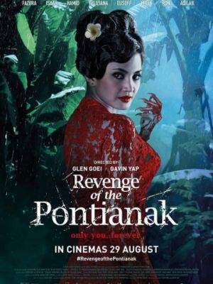 Месть понтианака / Dendam Pontianak (2019)