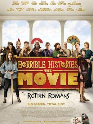Cмотреть Ужасные истории: Фильм – Извращённые римляне / Horrible Histories: The Movie - Rotten Romans (2019) онлайн на Хдрезка качестве 720p