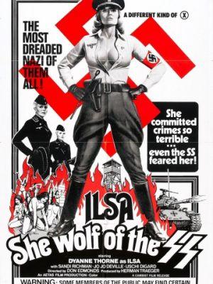Ильза – волчица СС / Ilsa: She Wolf of the SS (1975)