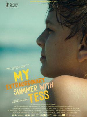 Cмотреть Моё невероятное лето с Тэсс / Mijn bijzonder rare week met Tess (2019) онлайн на Хдрезка качестве 720p