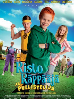 Cмотреть Рикки Раппер и Силач / Risto R?pp??j? ja pullistelija (2019) онлайн на Хдрезка качестве 720p