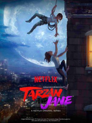 Cмотреть Тарзан и Джейн 1 сезон 8 серия онлайн на Хдрезка качестве 720p