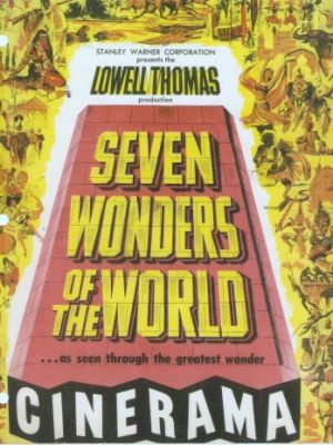 Семь чудес света / Seven Wonders of the World (1956)